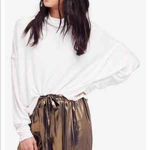 Free People we the free Alameda Pullover
